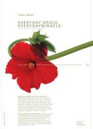 Everyday Grace Kathy Bruins Christian Author