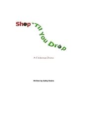 Shop Til You Drop Kathy Bruins Christian Author Speaker