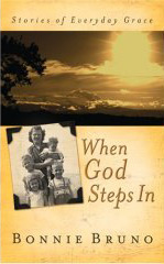 When God Steps In Kathy Bruins Christian Author Speaker